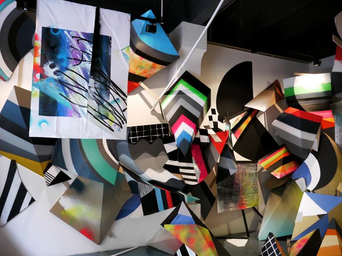Collaborative Installationwithkoendelaere_novabarcelona