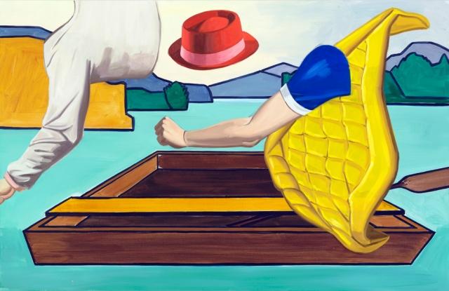 Yellow Sail, 2010