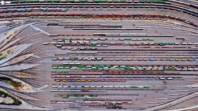 Inman Railway Yard - Atlanta, Georgia, ,USA